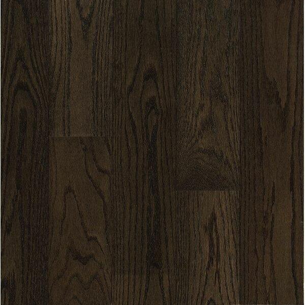5 Engineered Oak Hardwood Flooring in Blackened Brown by Armstrong Flooring