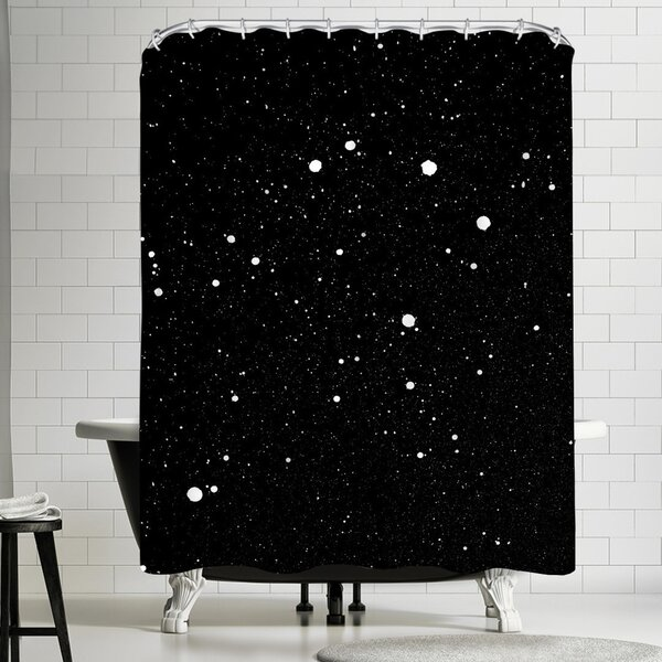 Expanse Shower Curtain by East Urban Home