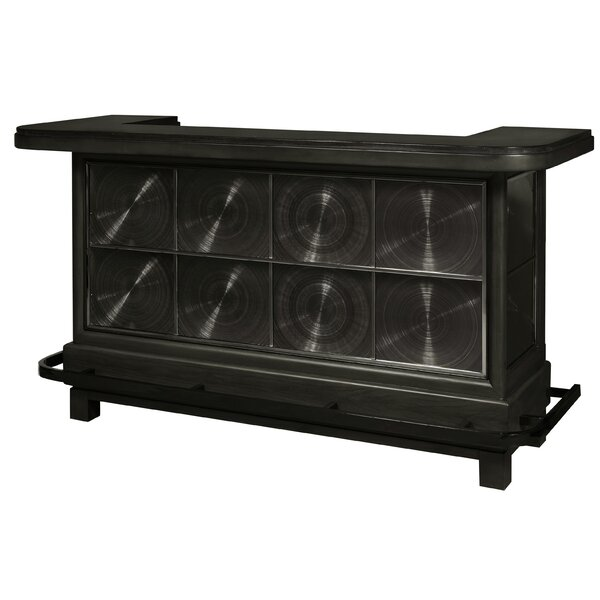 Reichenbach Bar Cabinet by Darby Home Co Darby Home Co