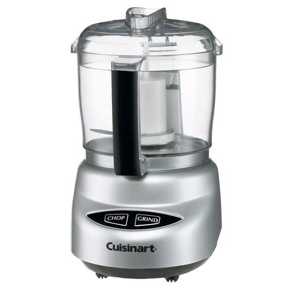 3 Cup Mini Prep Plus Food Processor By Cuisinart.