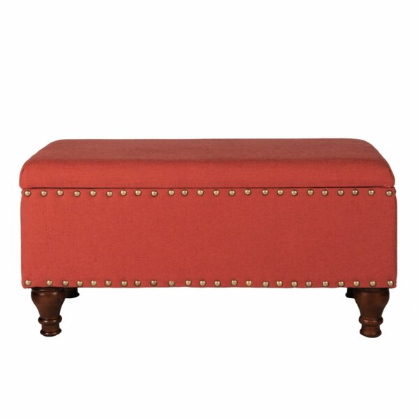 Lisdale Upholstered Storage Bench by Alcott Hill