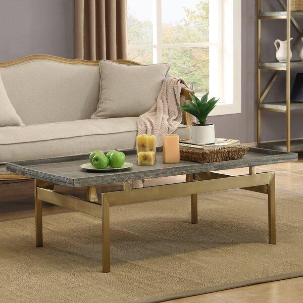 Mykel Coffee Table by Brayden Studio