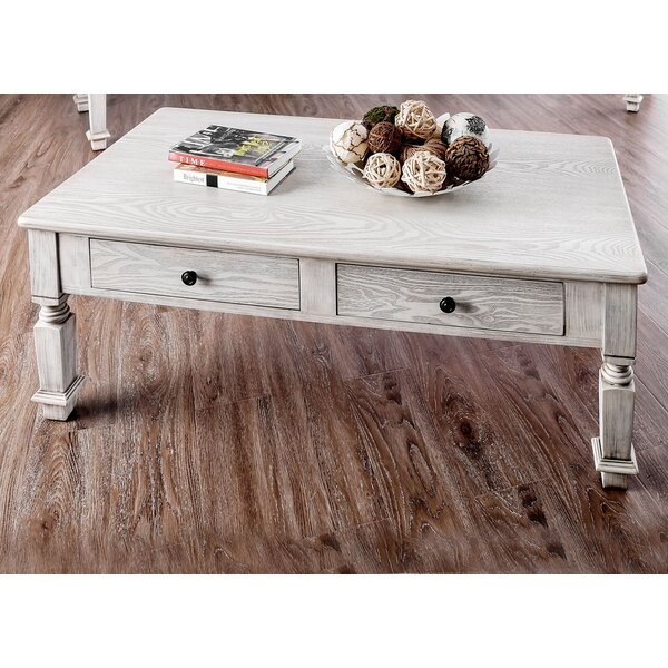 Charlize Coffee Table by One Allium Way One Allium Way
