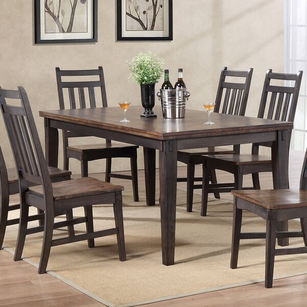 Springwater 7 Piece Dining Set by Loon Peak