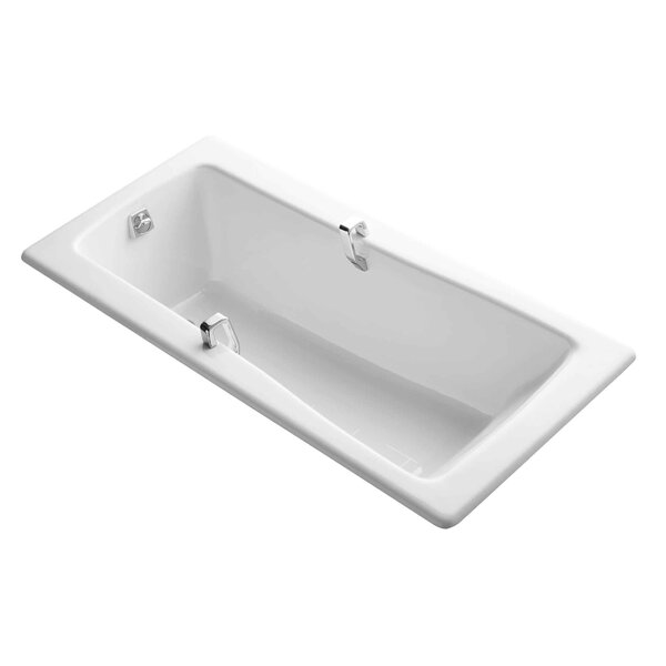 Maestro 66 x 32 Soaking Bathtub by Kohler
