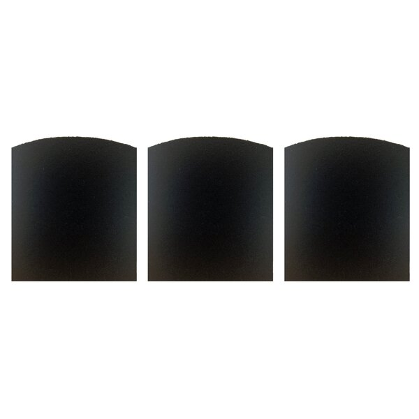 Carbon Filter (Set of 3) by Crucial