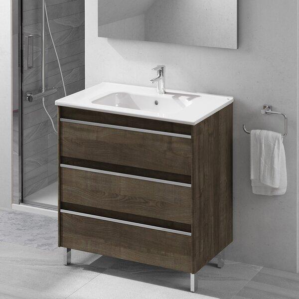 Belle 32 Single Bathroom Vanity Set by WS Bath Collections
