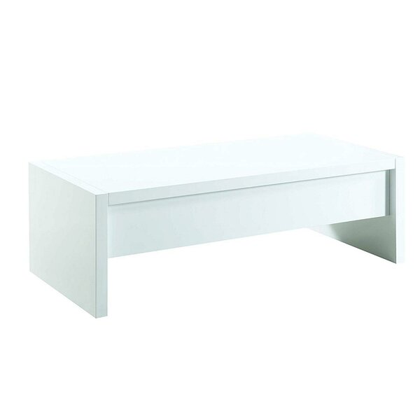 Uller Glossy Lift Top Coffee Table by Latitude Run