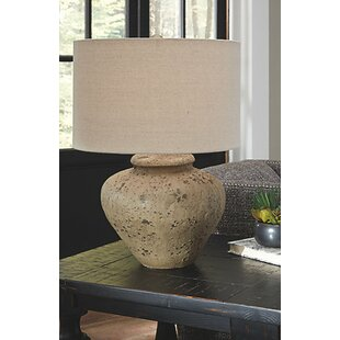 Check Prices Basil 23 Table Lamp By Highland Dunes