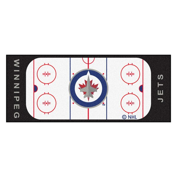 NHL - Winnipeg Jets Rink Runner by FANMATS