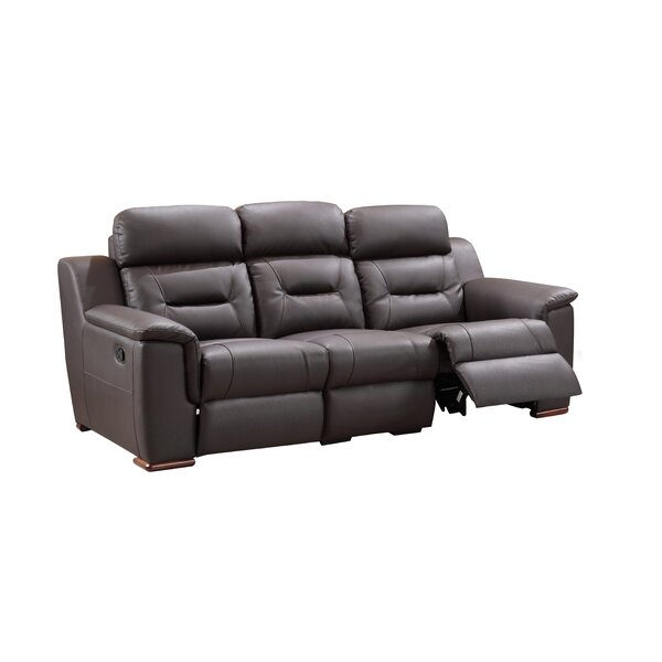 Kreger Air Reclining Sofa by Latitude Run