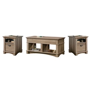 Pinellas 3 Piece Coffee Table Set Beachcrest Home