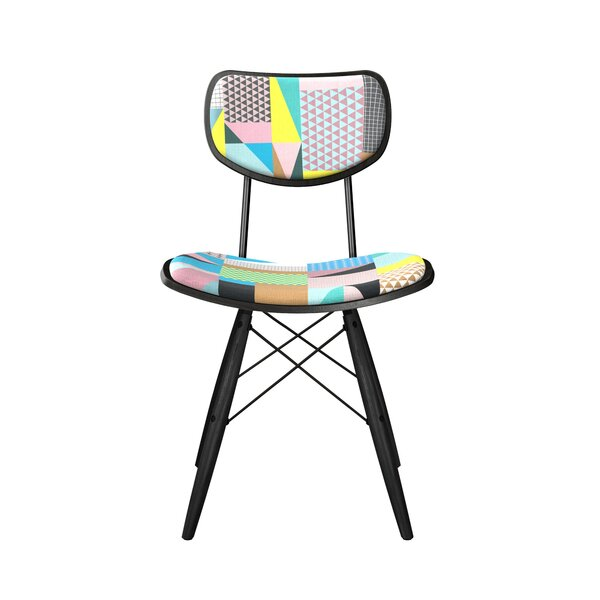 Dimondale Upholstered Dining Chair by Ivy Bronx