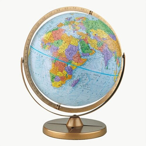 Pioneer Educational Globe by Replogle Globes