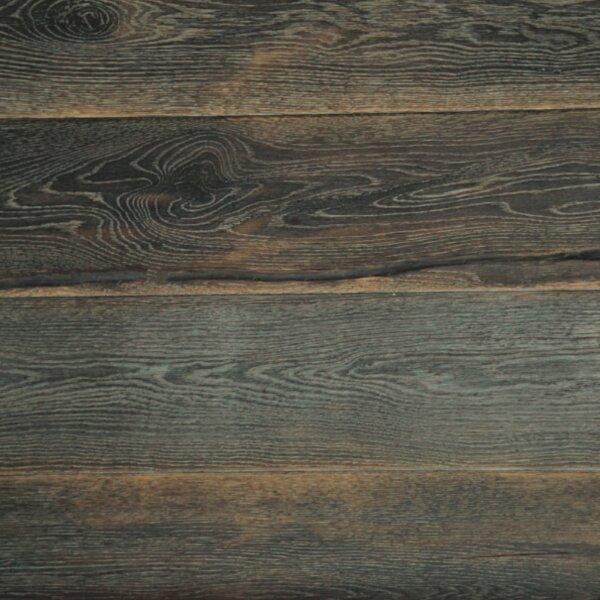 7-1/2 Engineered White Oak Hardwood Flooring in Gray Stable by Easoon USA