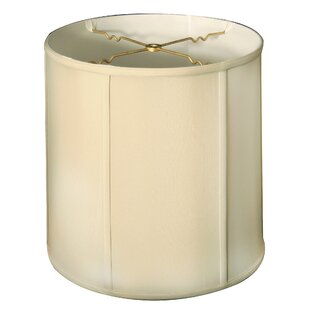 Affordable Price 13 Silk Drum Lamp Shade By Alcott Hill