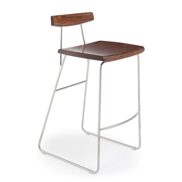 Haaris Bar & Counter Stool (Set of 2) by Orren Ellis Orren Ellis
