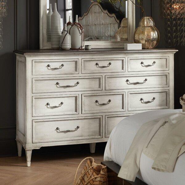 Arabella 10 Drawer Dresser By Hooker Furniture by Hooker Furniture Find