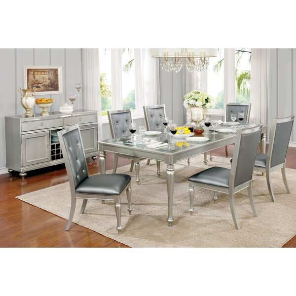 Fernan 7 Piece Extendable Dining Set by Enitial Lab