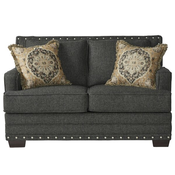Oecusse Loveseat By Charlton Home