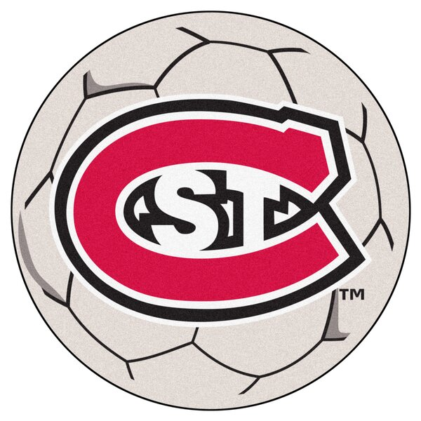 NCAA St. Cloud State University Soccer Ball by FANMATS