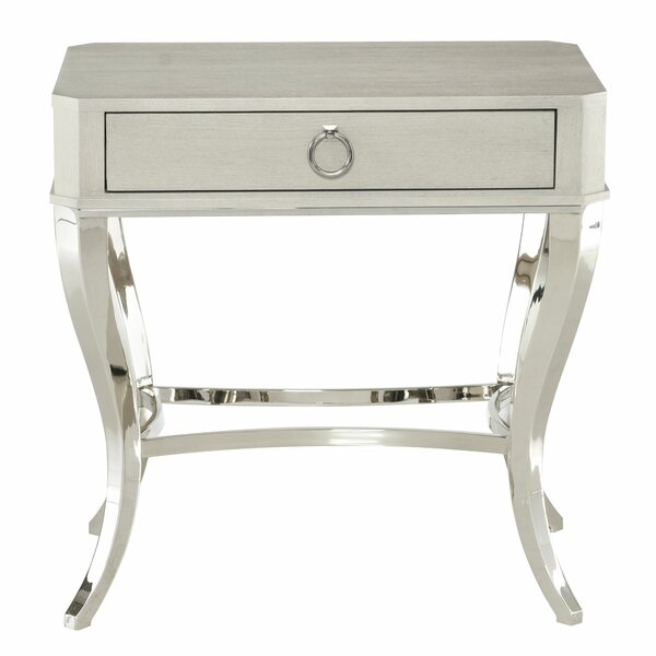 Criteria 1 Drawer Nightstand by Bernhardt Bernhardt