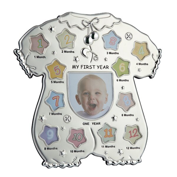 Baby Jumper Picture Frame by Heim Concept