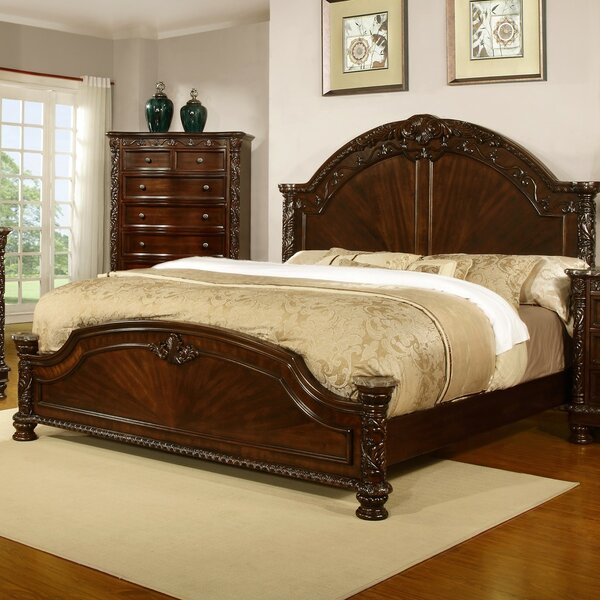 Best Design Patterson Standard Bed By Fairfax Home Collections 2019 Online