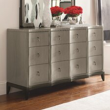 Symphony 9 Drawer Standard Dresser by Legacy Classic Furniture