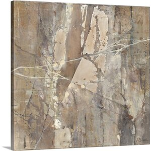 Silver II by Albena Hristova Wall Art on Wrapped Canvas by Great Big Canvas