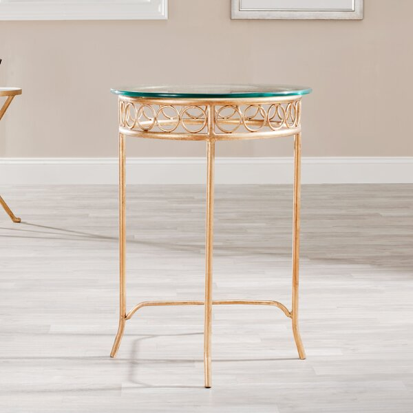 Elise End Table by Safavieh