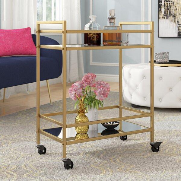 Chicago Bar Cart by Mercer41