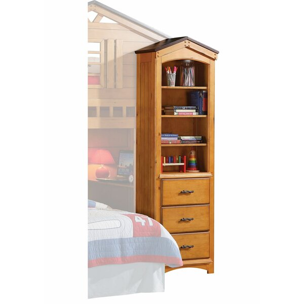 Holzer Youth Standard Bookcase By Harriet Bee