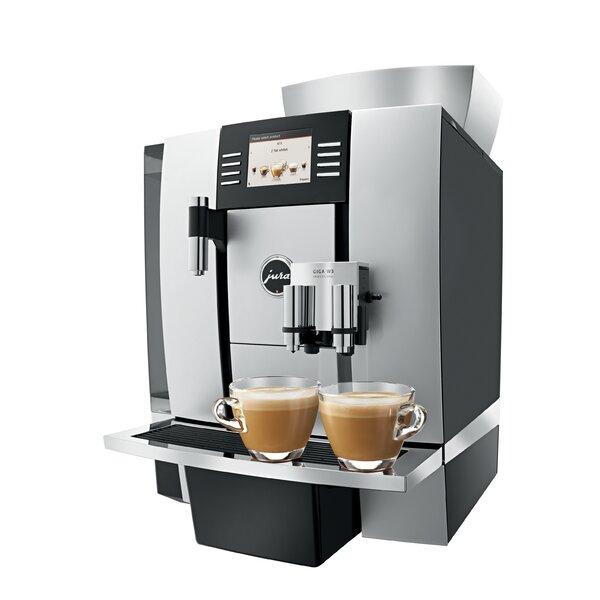 Giga W3 Super-Automatic Coffee & Espresso Maker by