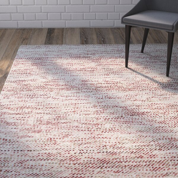 Chianna Handmade Rose Area Rug by Zipcode Design| @ $90.77