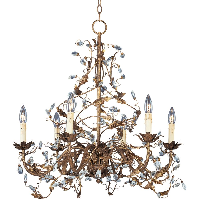 Kaiya 6-Light Chandelier