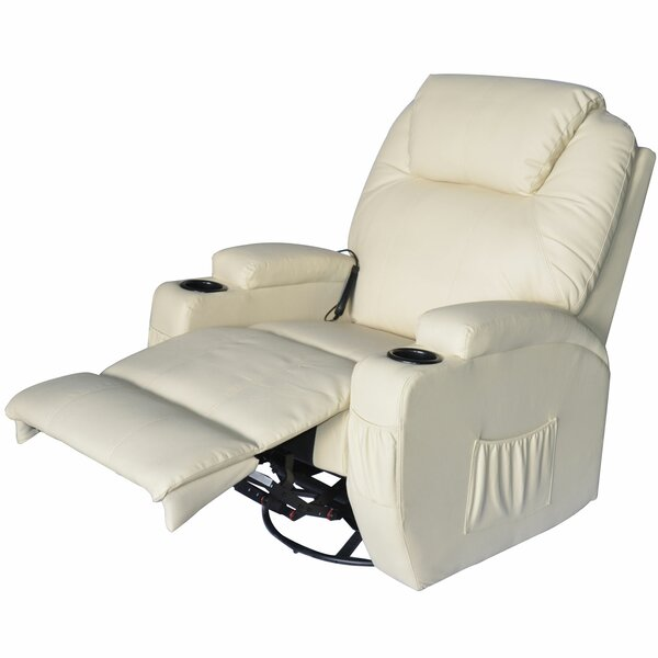 Lexington Manual Swivel Recliner by Red Barrel Stu