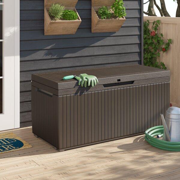 Springwood 80 Gallon Resin Deck Box by Keter Keter