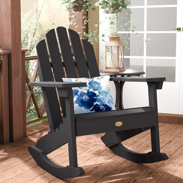 Olhouser Rocking Chair by Breakwater Bay