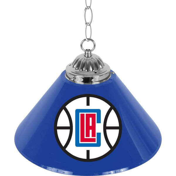 NBA Single Bar Lamp by Trademark Global