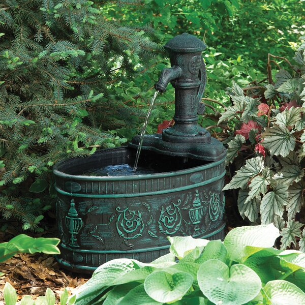 Resin Calabria Fountain Kit by Little Giant