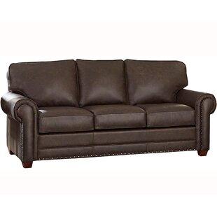 Lexus Leather Sofa Bed