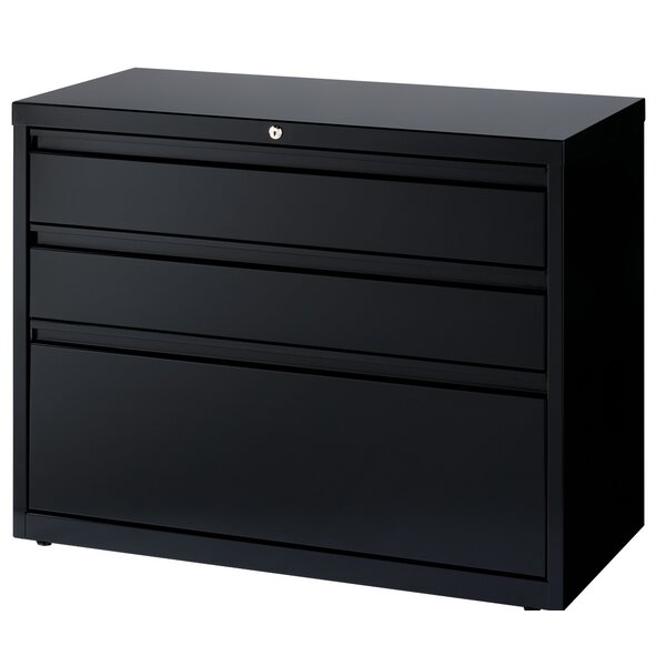 Cullen 3 Drawer Lateral Filing Cabinet by Rebrilliant