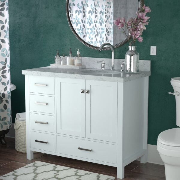 Utley 43 Single Bathroom Vanity Set by Andover Mills