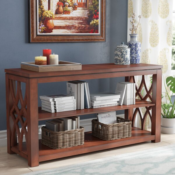 Alanson Console Table by Darby Home Co
