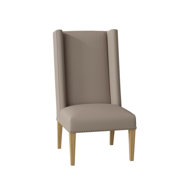 Protaras Wingback Chair by World Menagerie