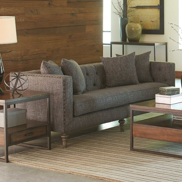 Rolando Contemporary Sofa by Alcott Hill