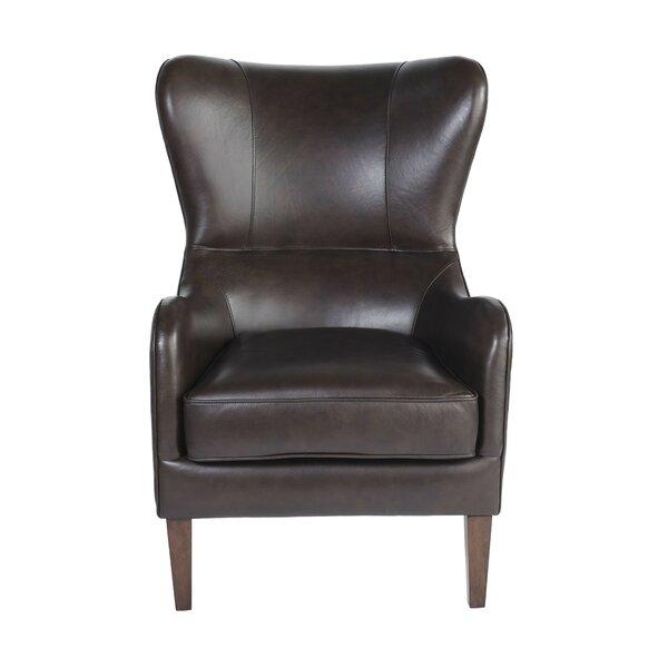 Bertita Wingback Chair by Trent Austin Design