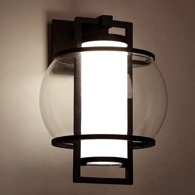 Lucid LED Outdoor Wall Lantern by Modern Forms