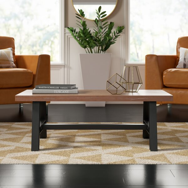 Dorado Coffee Table by Mercury Row